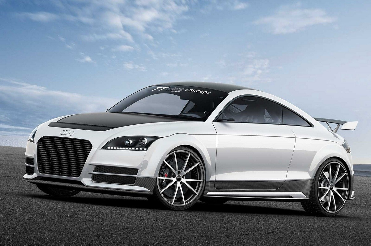 Audi Tt Pictures to pin on Pinterest