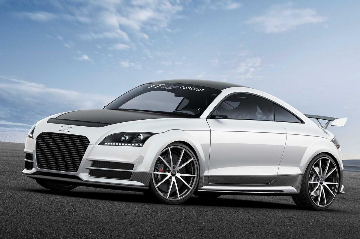Audi Tt Ultra Quattro Concept Light Is Bavarois Blog