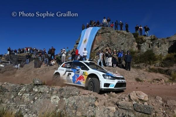 Rallye Argentine Polo R - Ogier