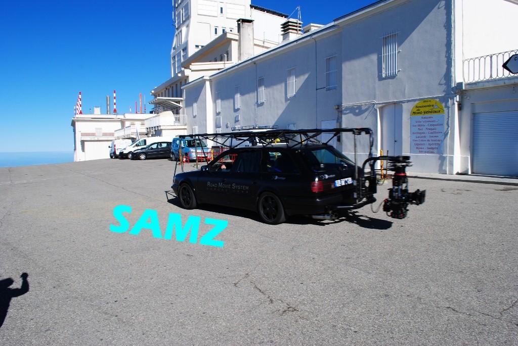 Audi Quattro Travelling
