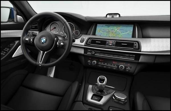 BMW M5 F10 restylée.6