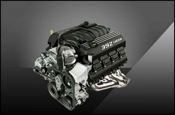 Dodge Powertrains moteur V8 6.4 L Hemi