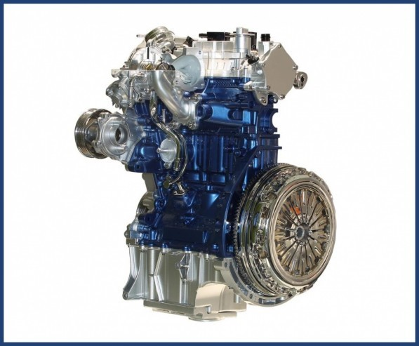 Ford-moteur-1.0 L EcoBoost