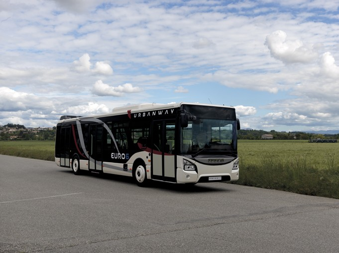 Iveco Bus UrbanWay 2013.2