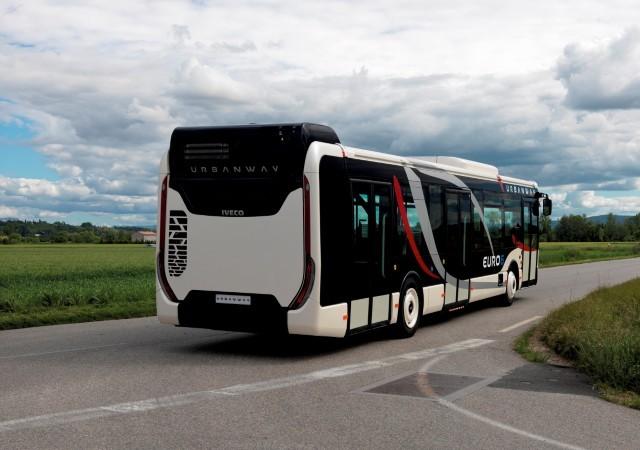 Iveco Bus UrbanWay arrière
