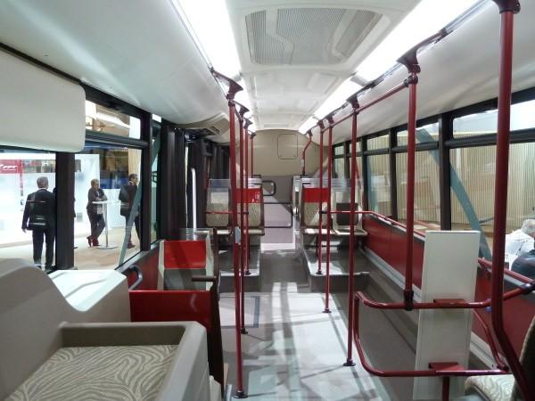 Iveco Bus UrbanWay intérieur