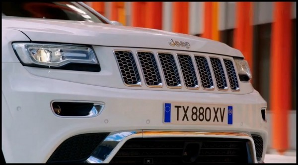 Jeep Gd Cherokee 2013-2014