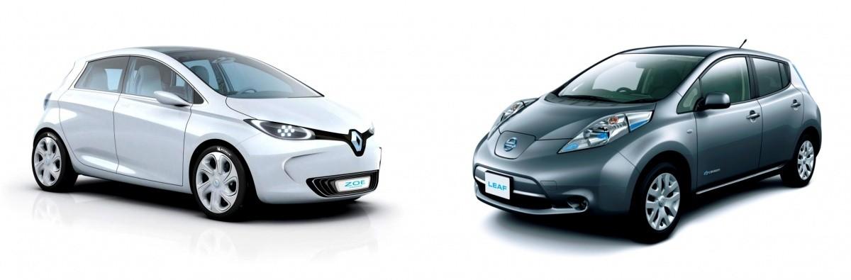L'alliance Renault-Nissan loin du compte pour les ZE et les VE