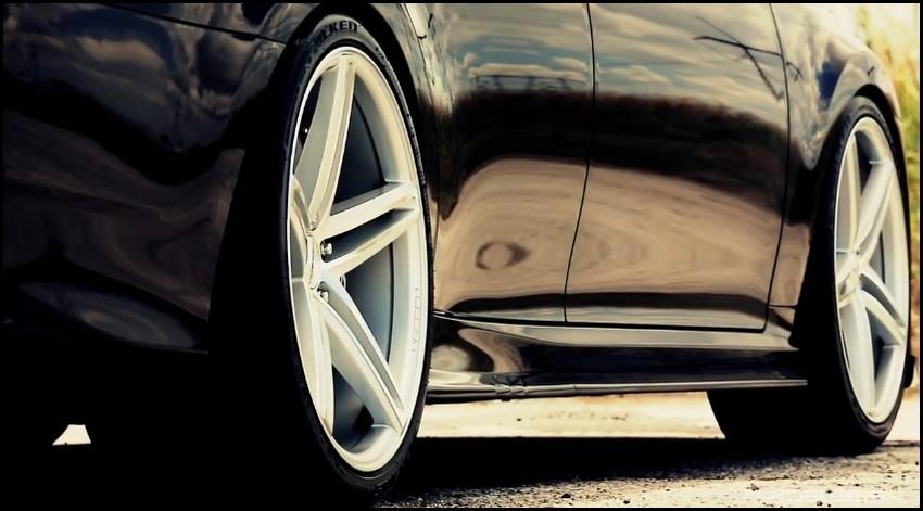 Lexus GS350 by Vossen
