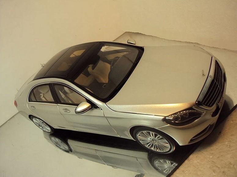 Mercedes-Benz-Classe-S