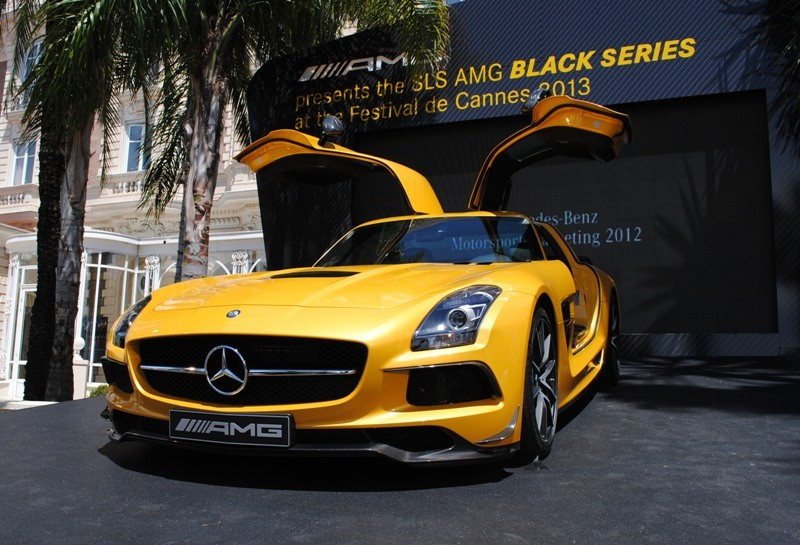 Mercedes SLS AMG Black Series (2)