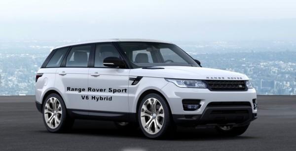 Range Rover Sport V6 Hybrid