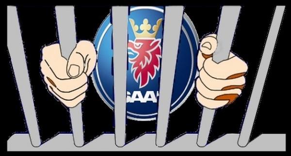 Saab - 3 ex dirigeants arrêtés