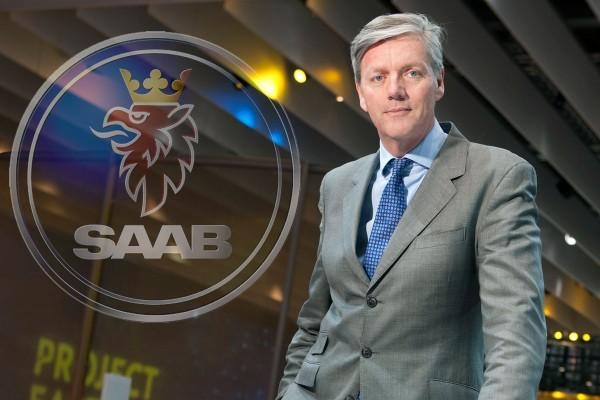 Victor Muller du temps de Saab