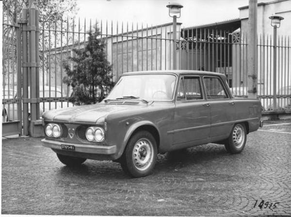 Alfa Romeo  - Mulet de Giulia 1960