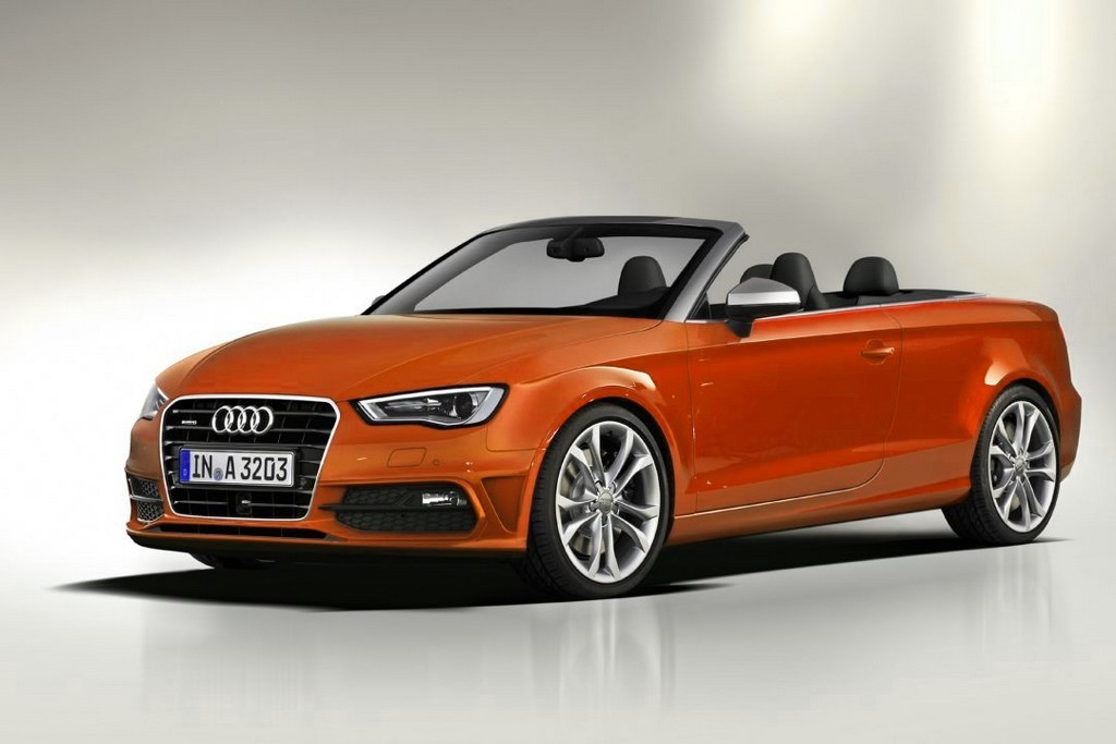 audi l 39 a3 cabriolet sera au salon de francfort blog. Black Bedroom Furniture Sets. Home Design Ideas
