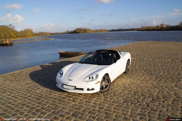 FJ et Corvette