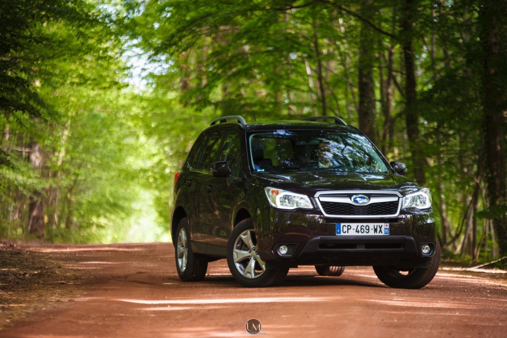 Essai : Subaru Forester 2 0D 147 ch  Suck it and see - Blog