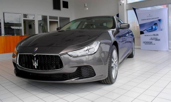 Maserati Ghibli 2014 à Trident S.A