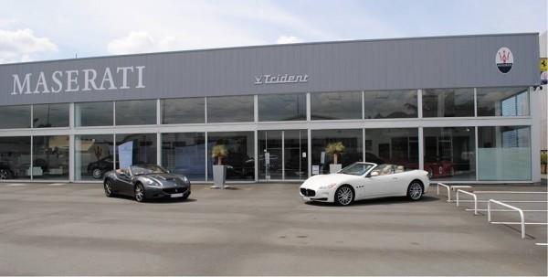 Maserati la Roche sur Yon.1