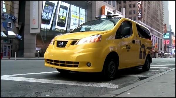 Nissan NV200 TLC