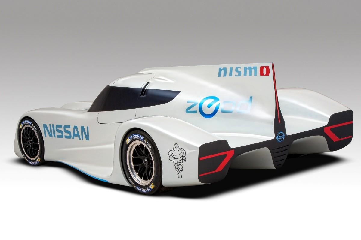 Nissan zeod rc la voiture de course lectrique la plus for Garage nissan le plus proche