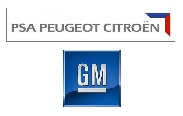 Peugeot et GM