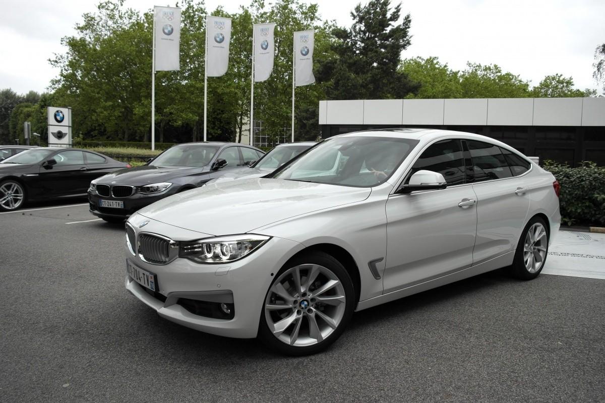 Essai BMW Série 3 GT : le plaisir de conduire ? - Blog ...