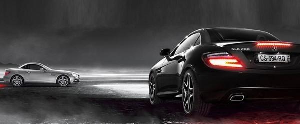 SLK Mercedes Sport.0