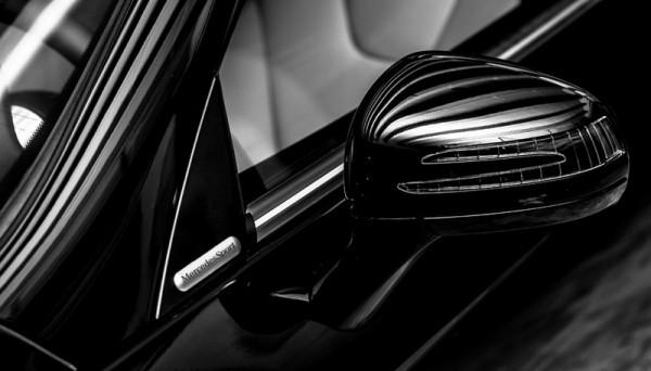Mercedes benz slk mercedessport limited edition blog for Eclairage automatique interieur