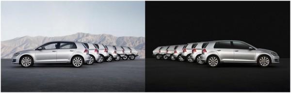 VW 30 millions de Golf.