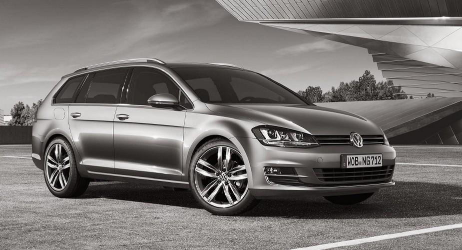 VW Golf SW 2013