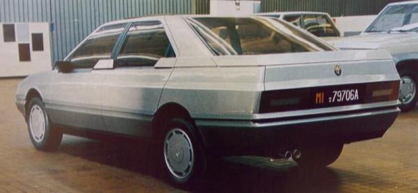 alfa 154 concept