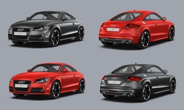 Audi TT Design Edition