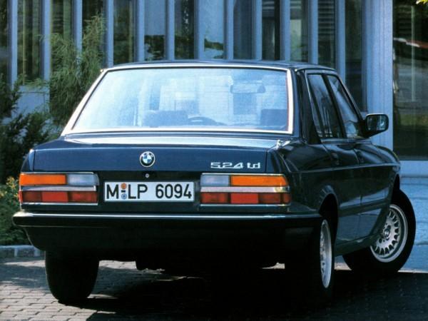 BMW-524td-E28.1