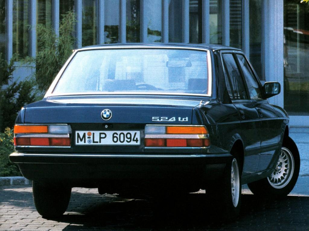bmw   trois d u00e9cennies de moteurs diesel ou de la 524 td  u00e0