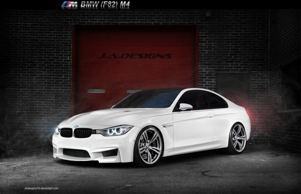 BMW M4 2014 par JADesigns75