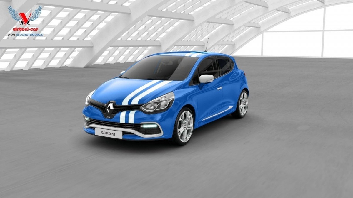 Clio IV Gordini RS