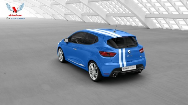 Clio IV Gordini RS.2
