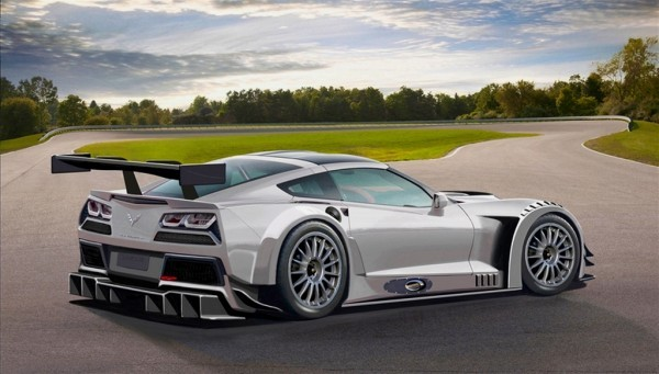 Corvette C7 GT3 par Callaway.2