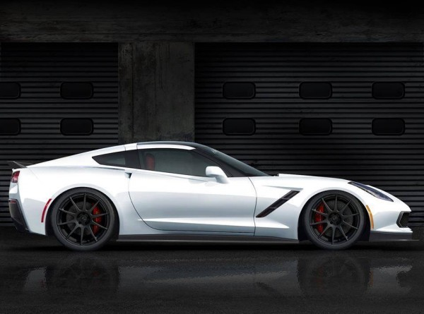 Corvette C7 Stingray by Hennessey.2