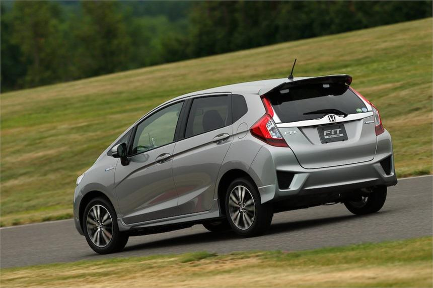 Photo Honda Fit Jazz 2014.5 600x399 Honda Fit Jazz 2014.5