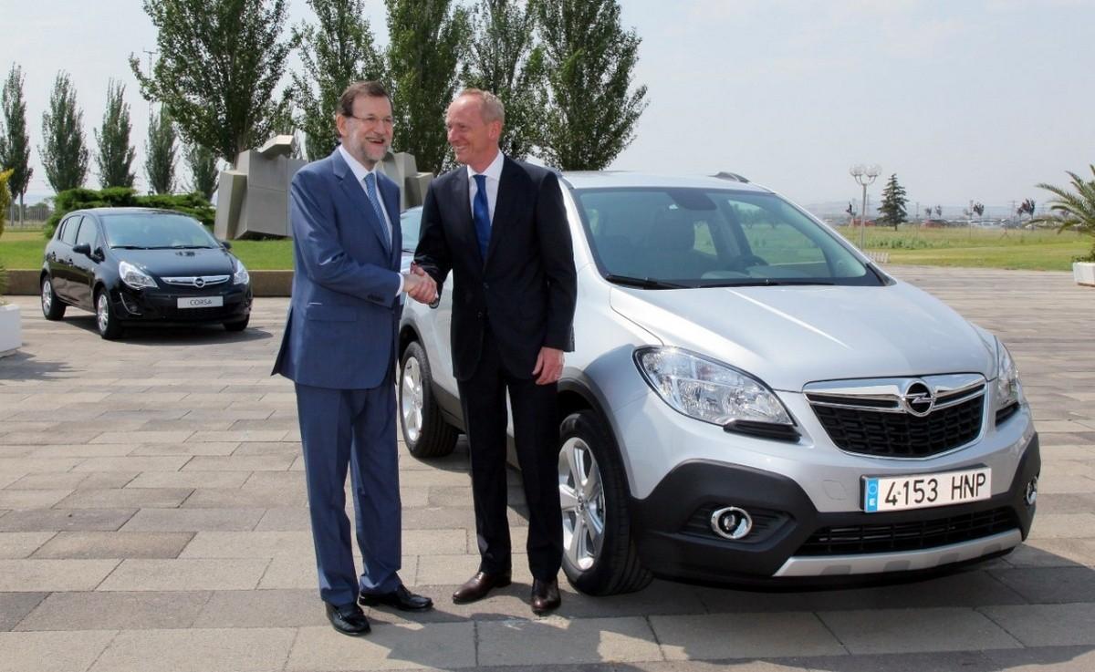 Opel va produire le Mokka à Saragosse