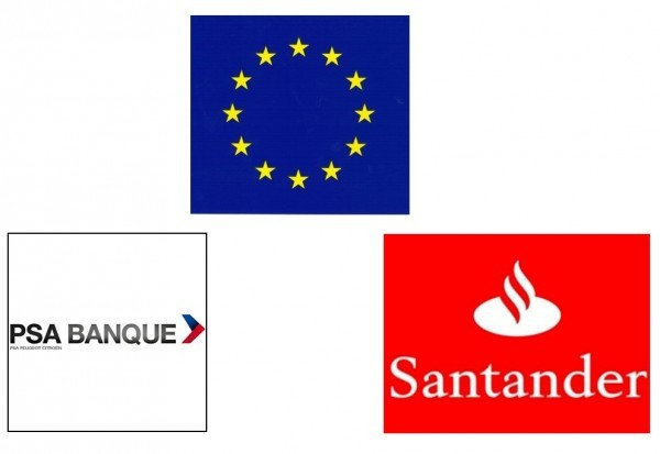 PSA Banque-Banque Santander-Union Européenne