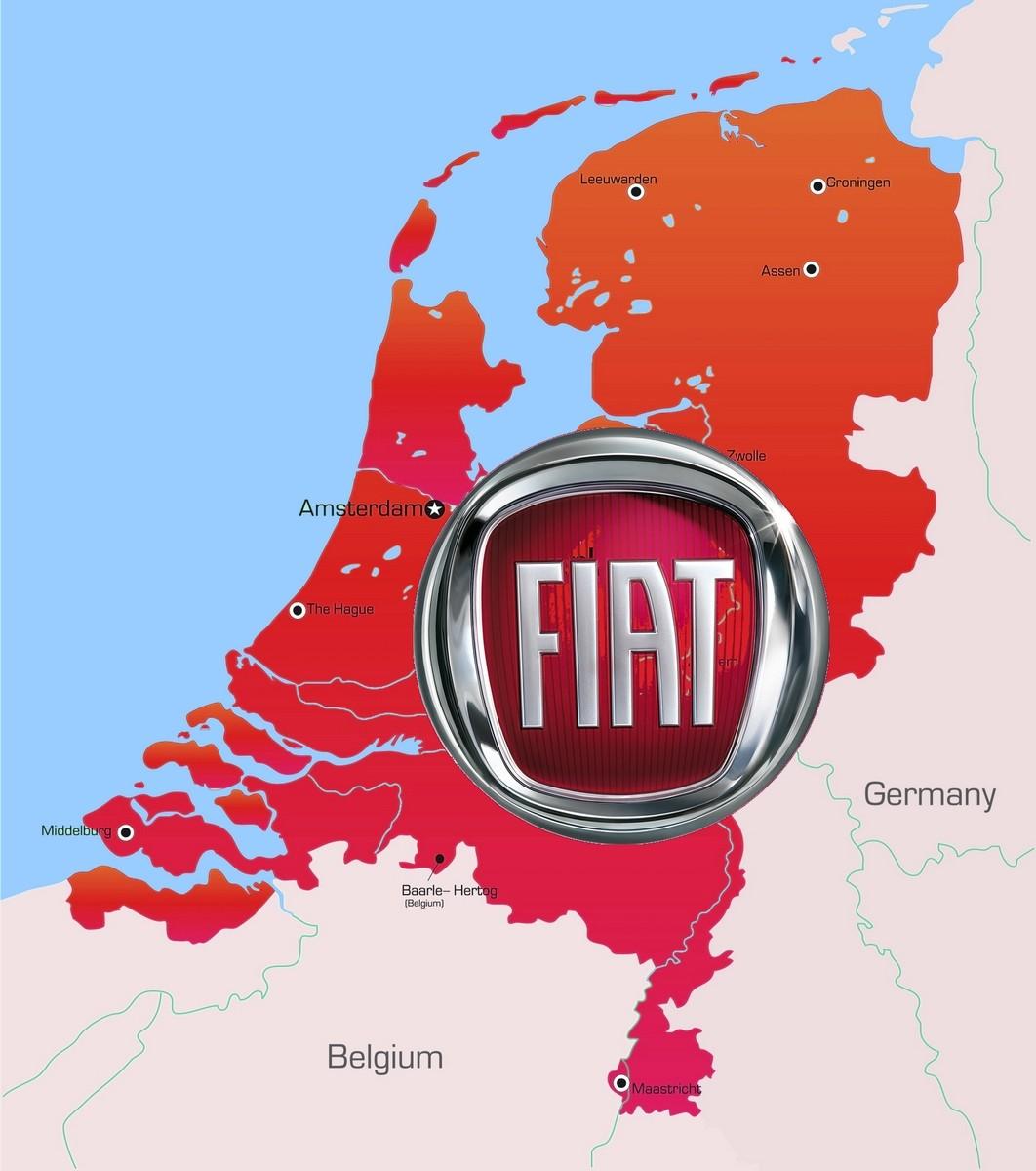Pays Bas et Fiat
