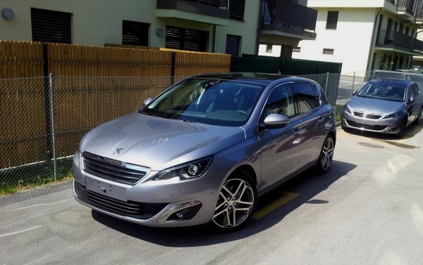 Photo Peugeot 308.1 600x377 Nouvelle Peugeot 308 Mk2 : La tarification et les options