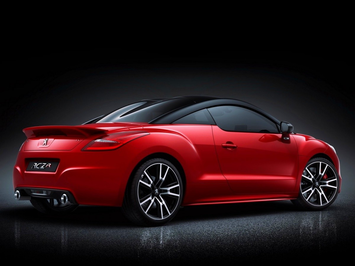 peugeot rcz r le voil blog automobile. Black Bedroom Furniture Sets. Home Design Ideas