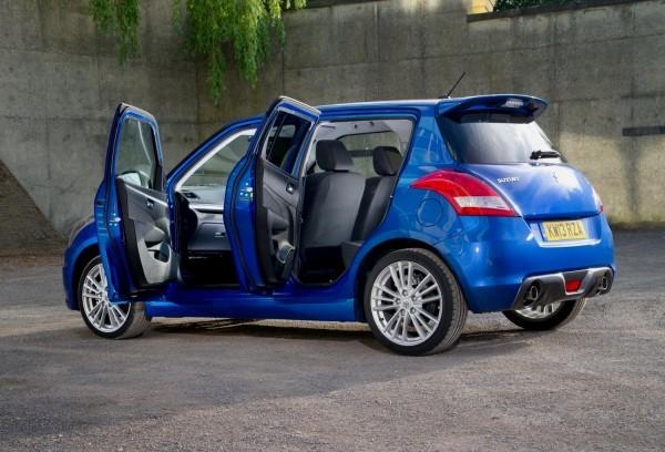 Suzuki Swift Sport 5 portes.3