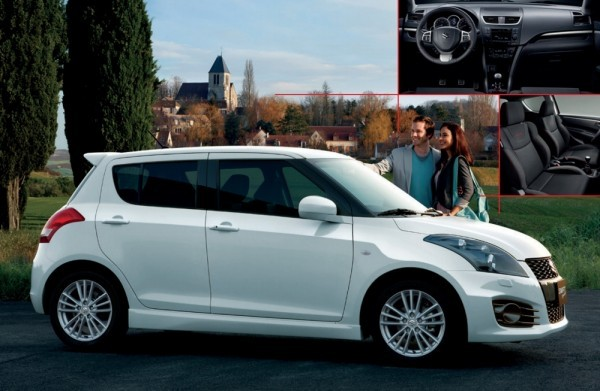 Suzuki Swift Sport 5 portes.6