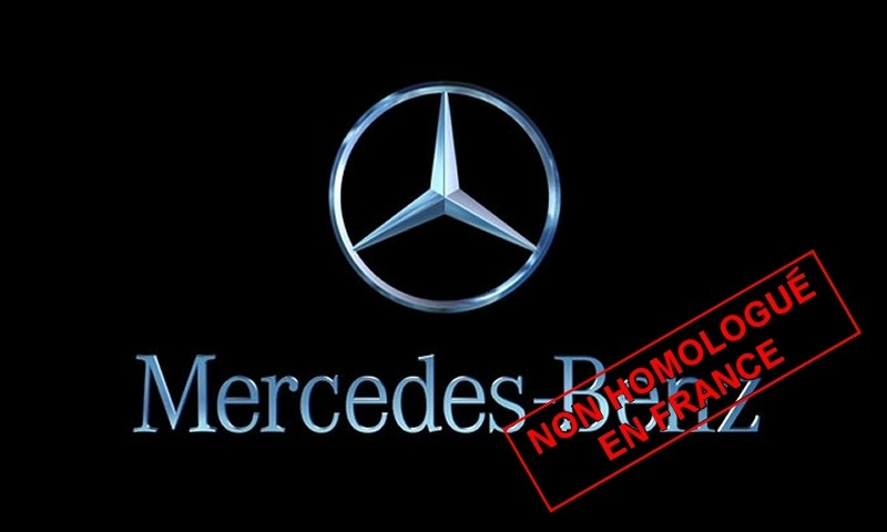 mercedes benz des mod les plus homologu s en france blog automobile. Black Bedroom Furniture Sets. Home Design Ideas